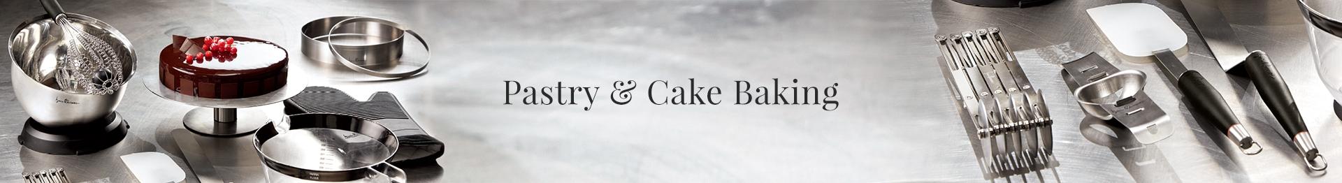Pastry & Cake Baking
